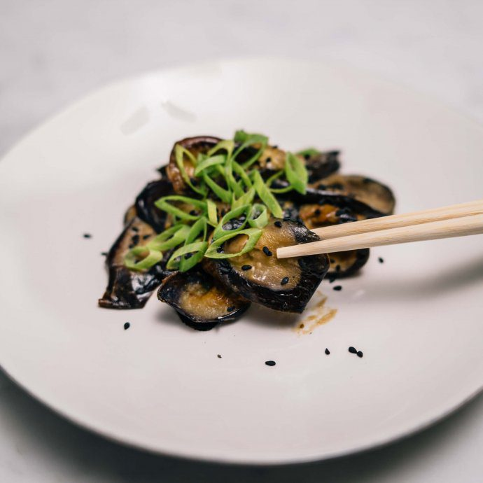 Miso Eggplant Recipe from The Taste SF