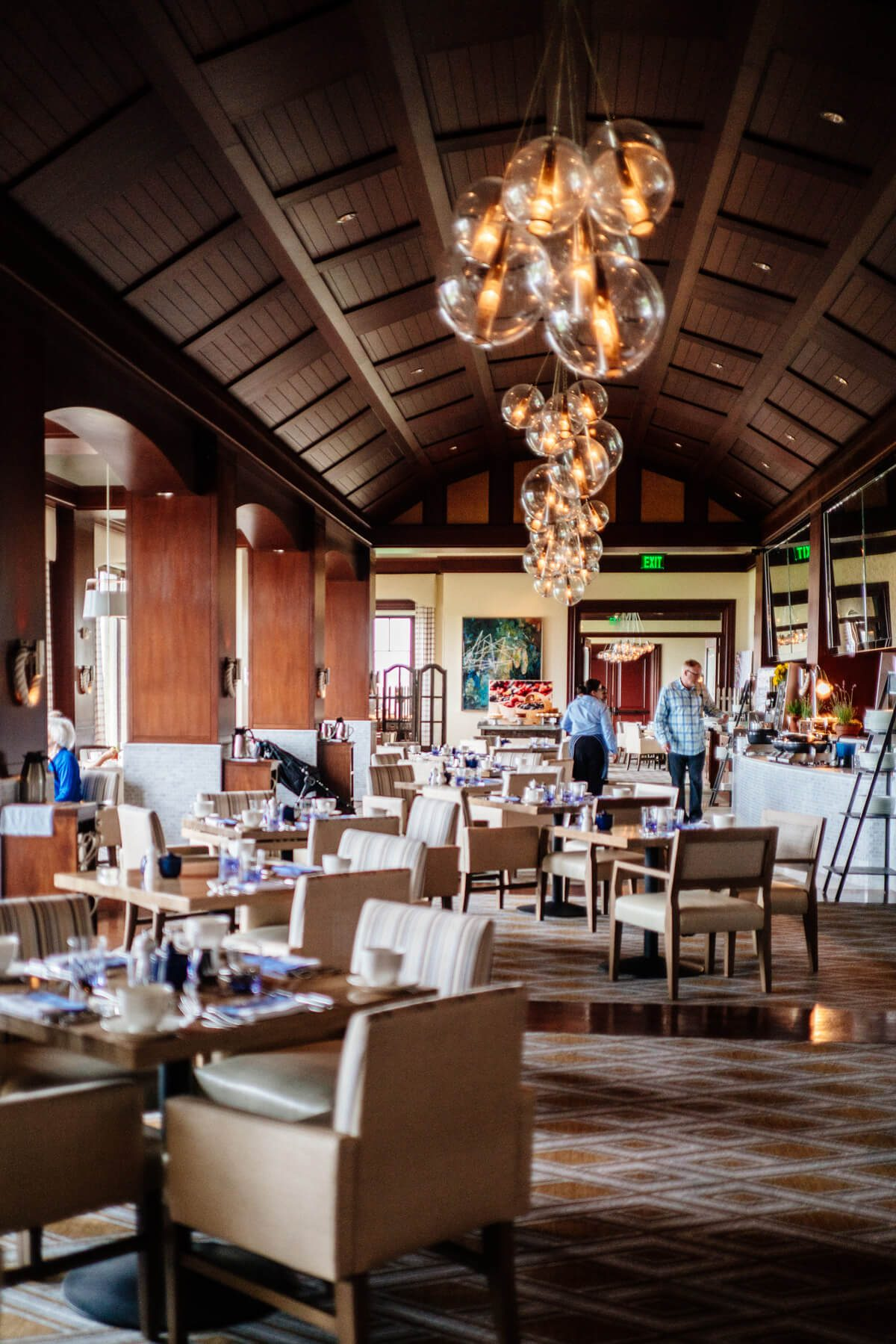 Saturday Farmers Market Brunch at Navio The Ritz-Carlton Half Moon Bay