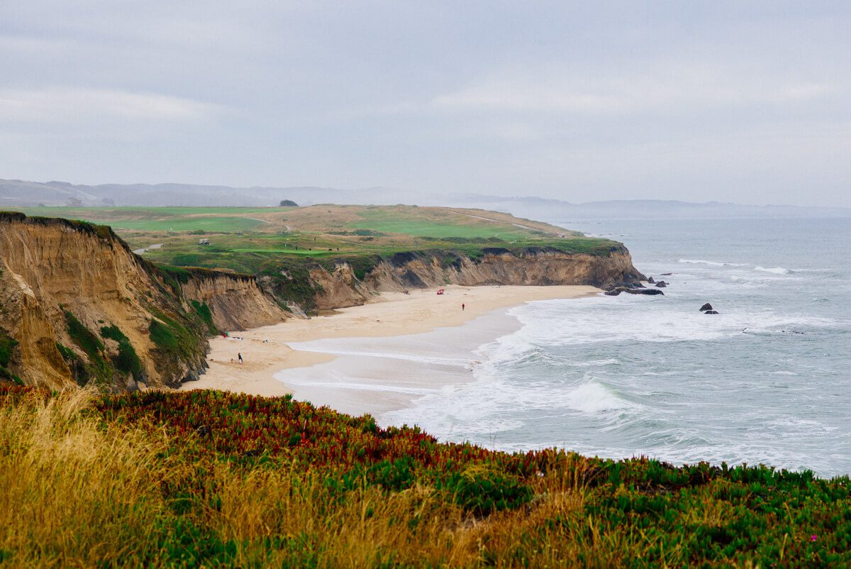 A few from our room at of the ocean at The Ritz-Carlton Half Moon Bay
