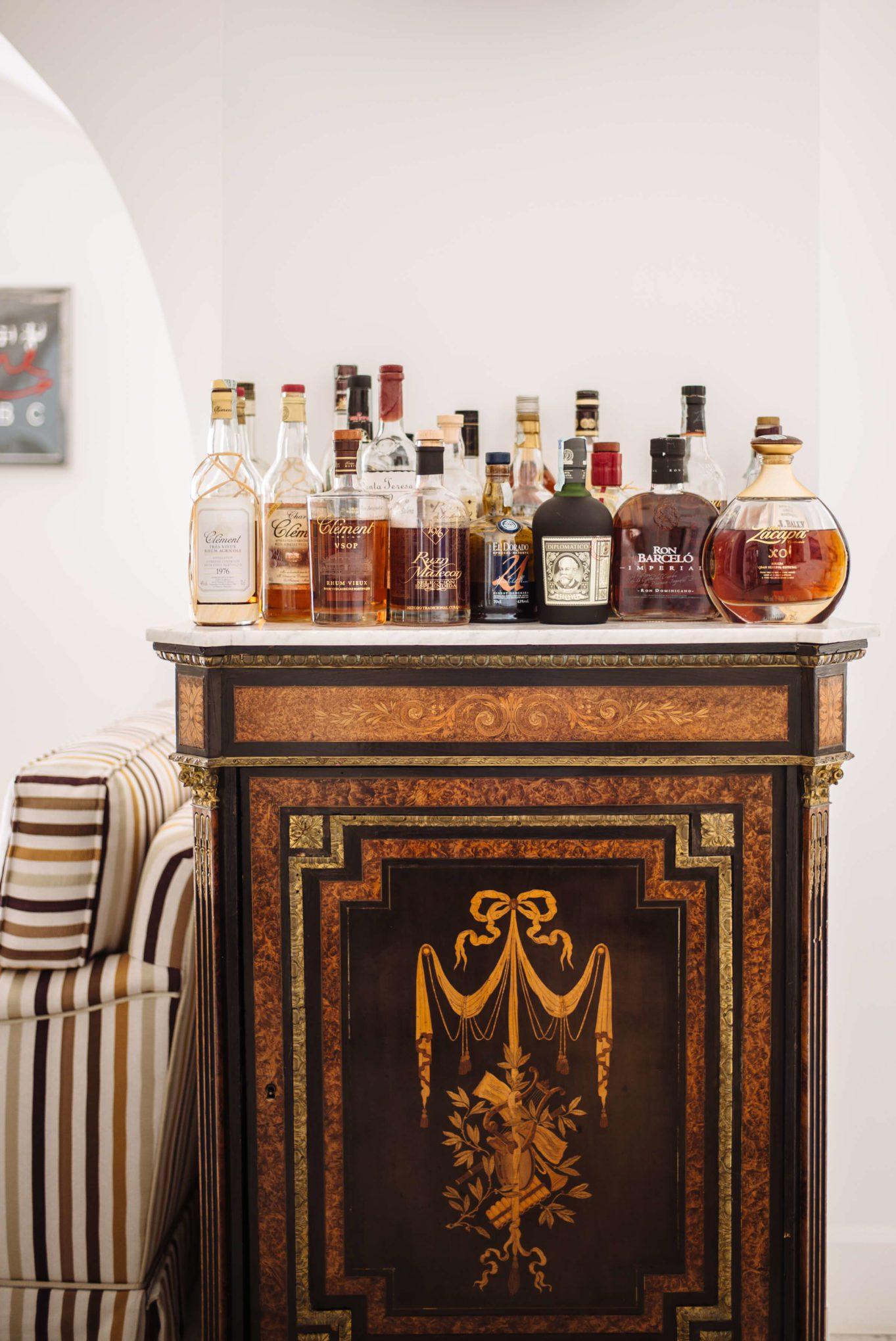 Liquor at Palazzo Avino, The Taste SF