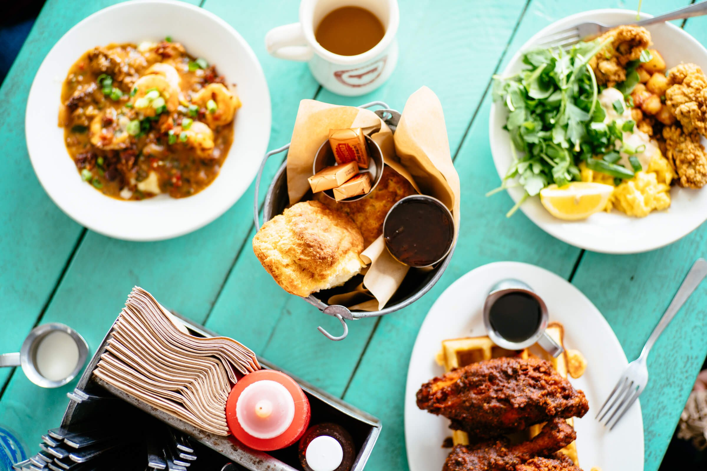 The Fremont Diner in Sonoma is the best place for brunch in Sonoma we've found so far