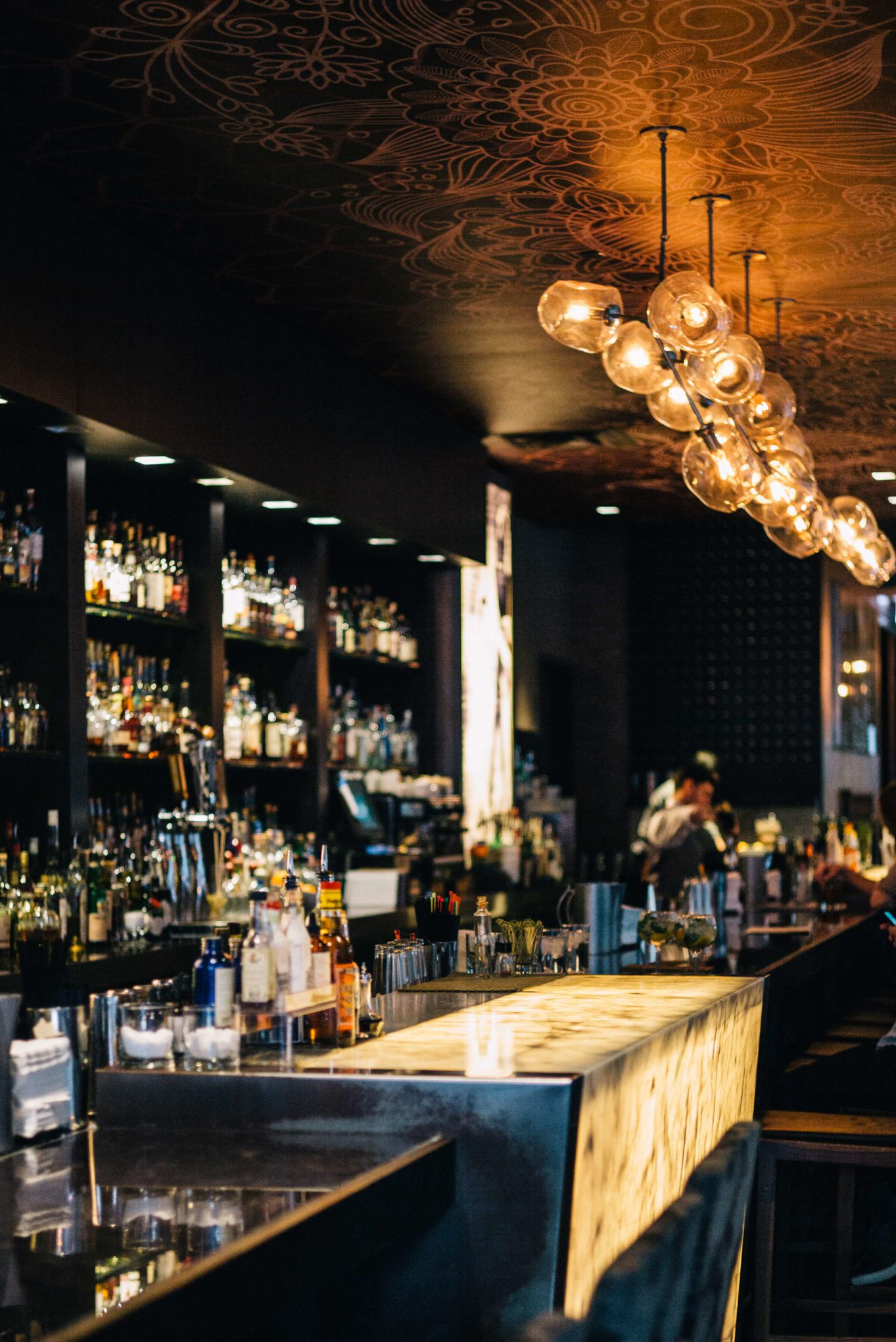 Sable Kitchen and bar in River North Chicago