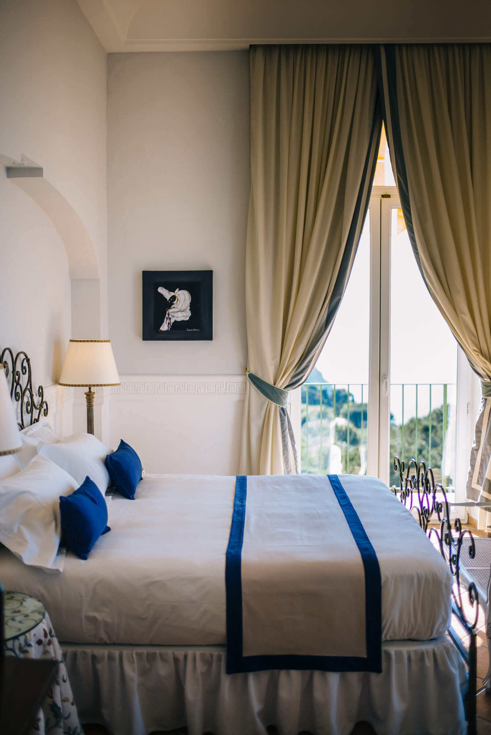 Room at Hotel Caesar Augustus Capri Italy, The Taste Edit