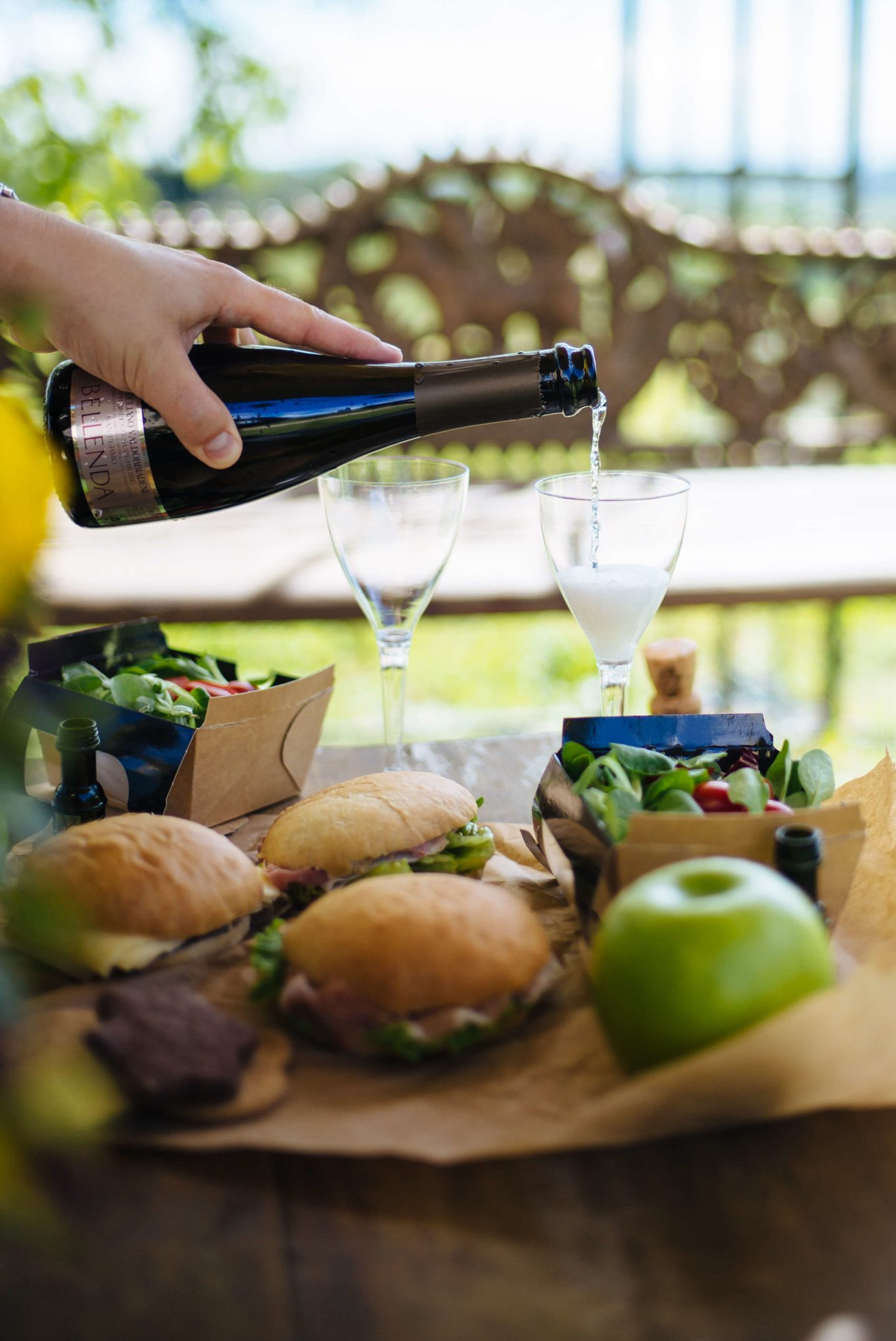 In Prosecco with a Prosecco Picnic with Alice and Bellenda in Veneto, The Taste Edit