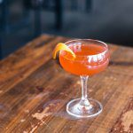 The Patio Negroni from Hog Island Oyster Co in San Francisco, The Taste SF