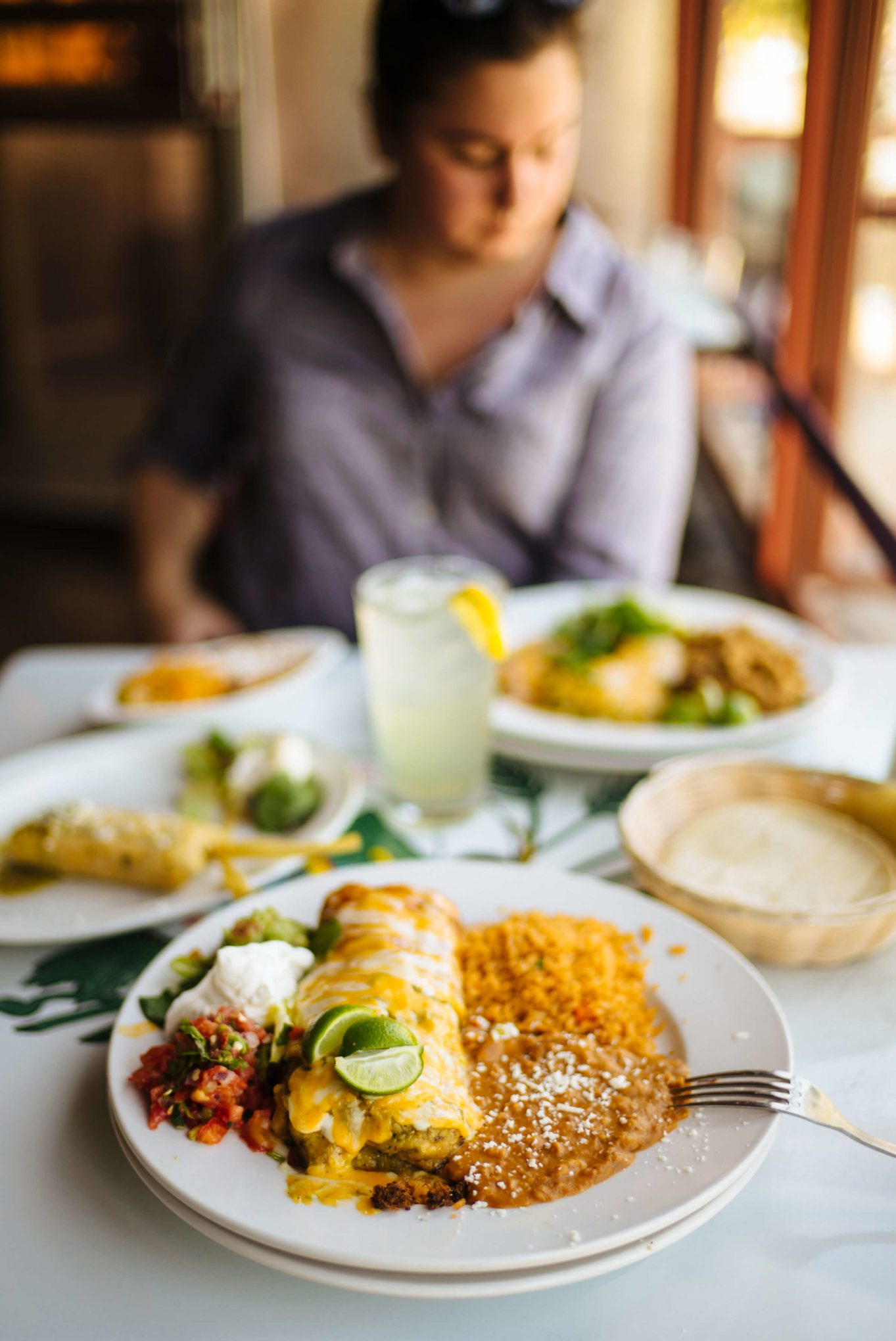 Try the carne secca and tamales at the oldest mexican restaurant El Charro Cafe is a Tucson Arizona, The Taste Edit