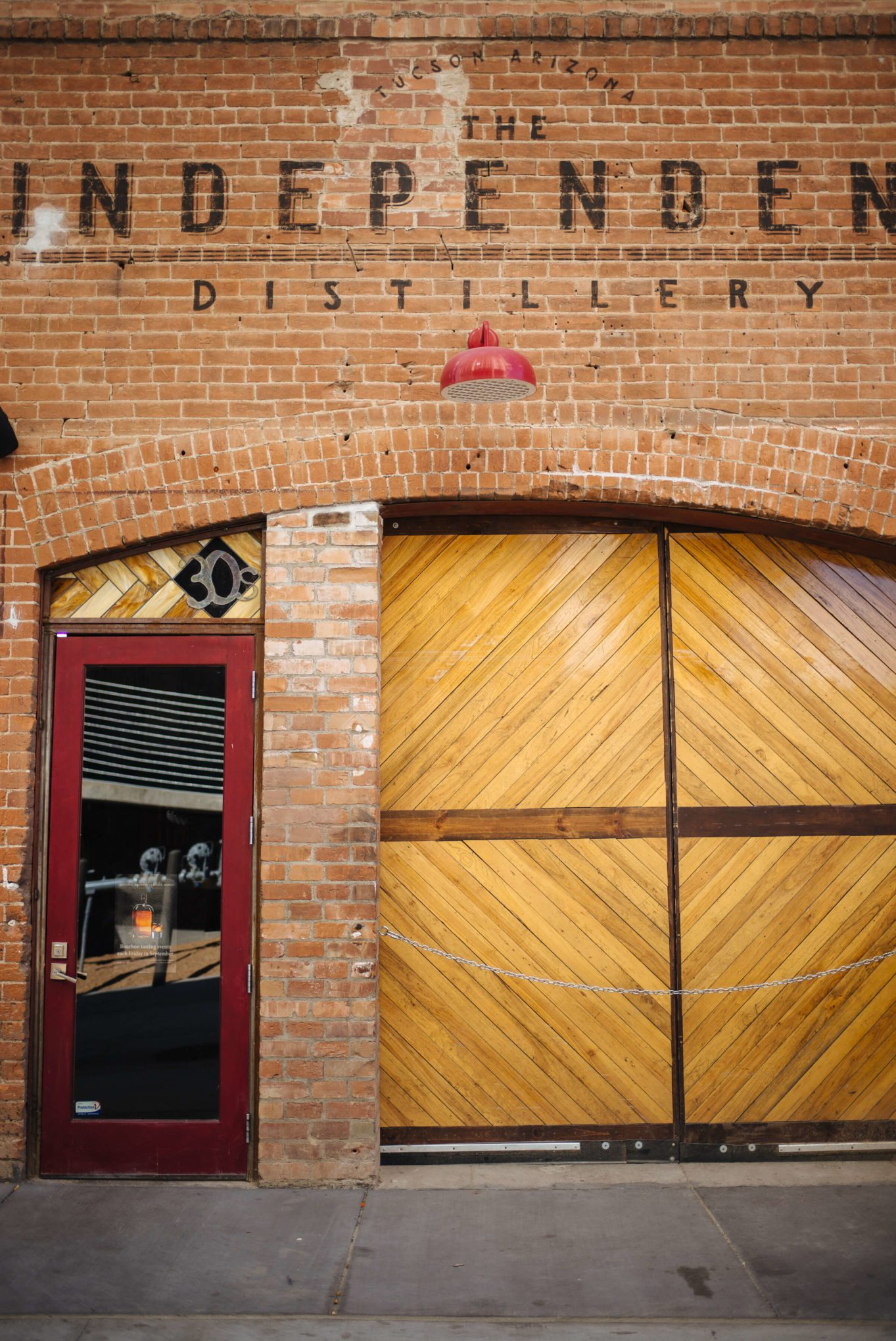 Check out the downtown Independent Distillery, Tucson Arizona, The Taste SF