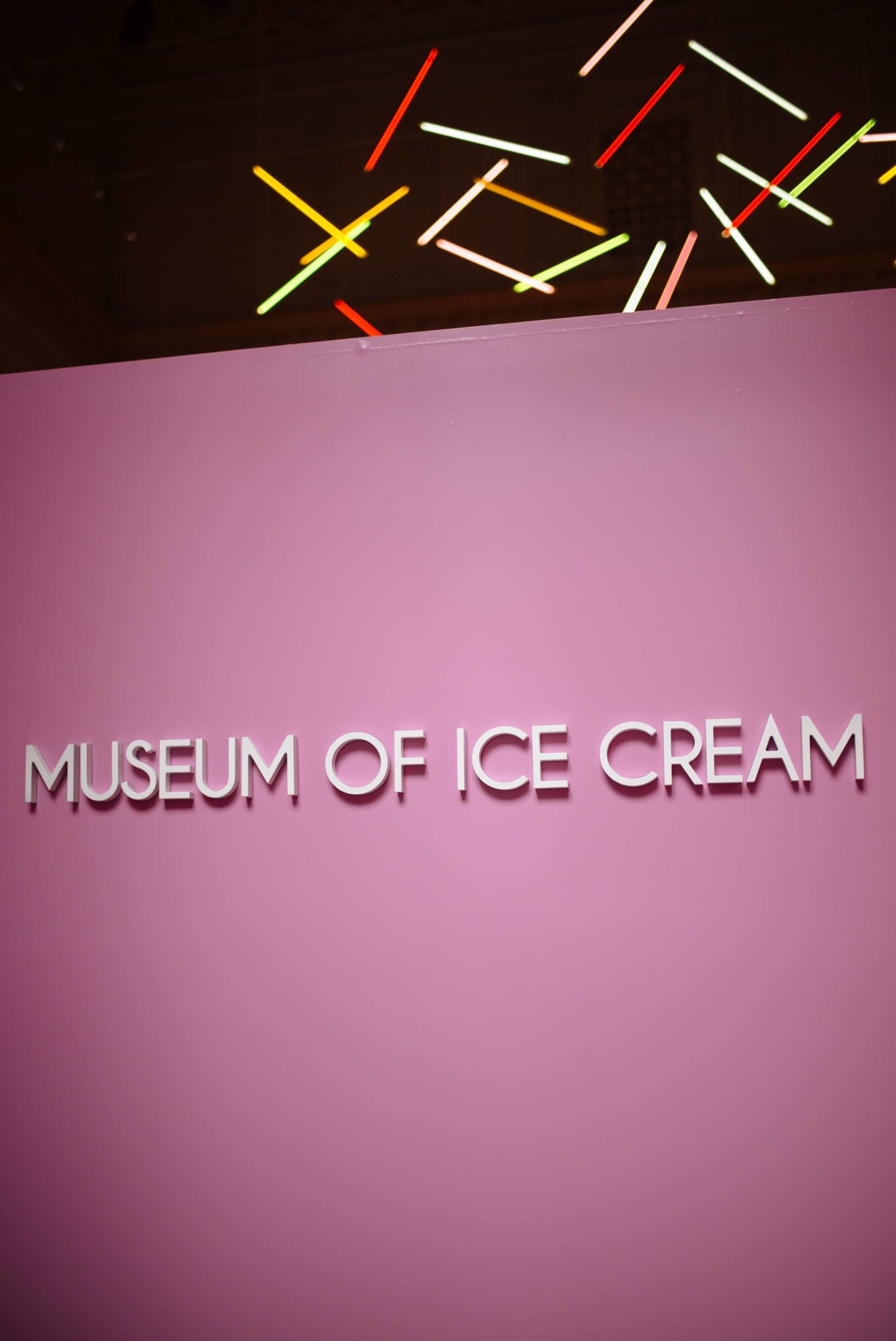 Welcome to The Museum of Ice Cream San Francisco, The Taste Edit