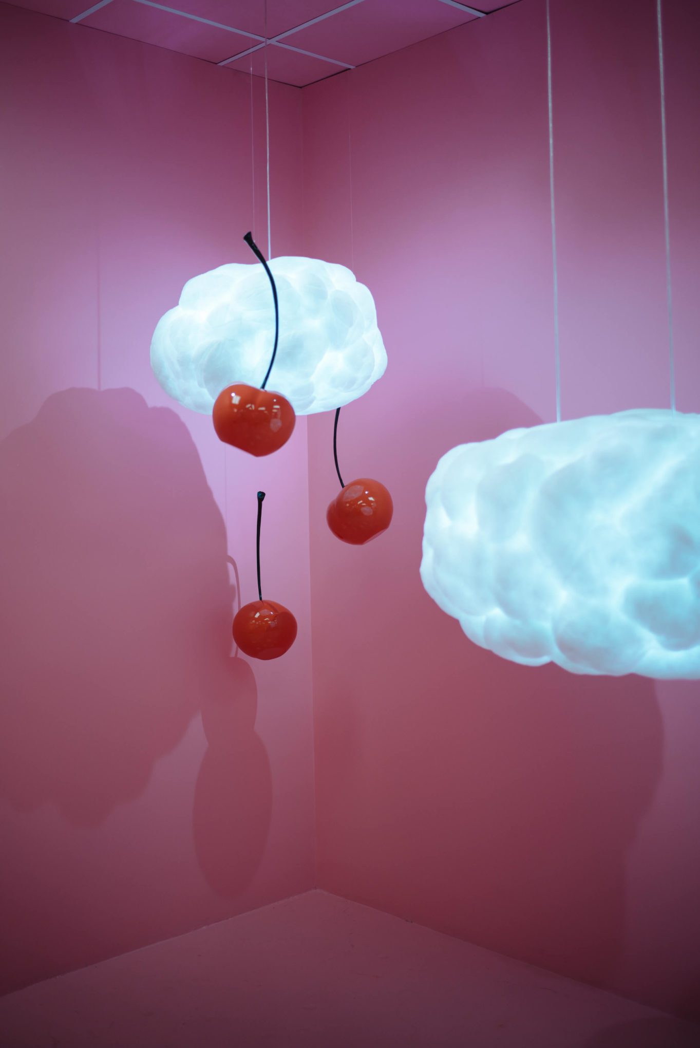 Check out the Cherry Room at The Museum of Ice Cream San Francisco, The Taste Edit