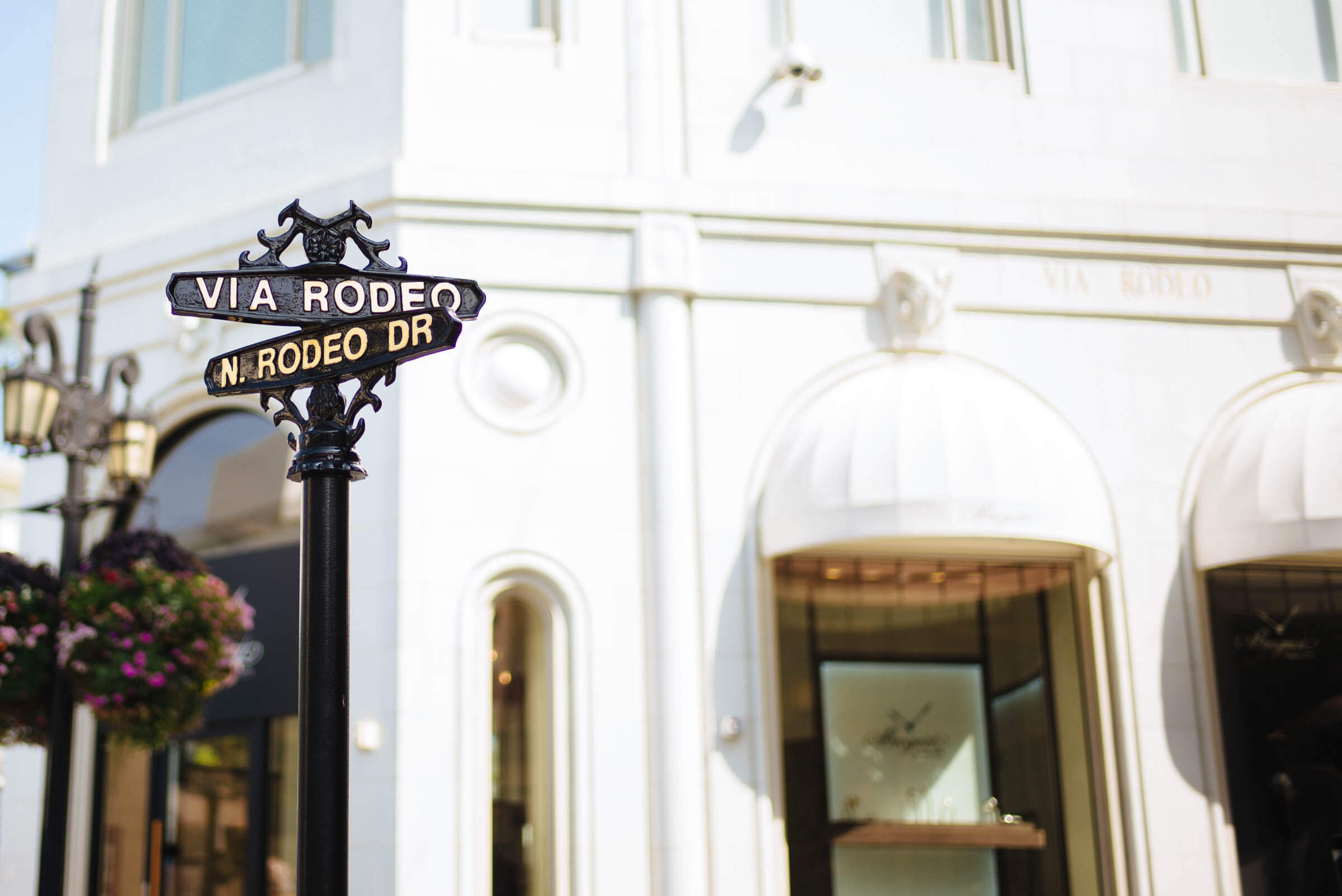 Rodeo Drive Beverly Hills LA, The Taste Edit