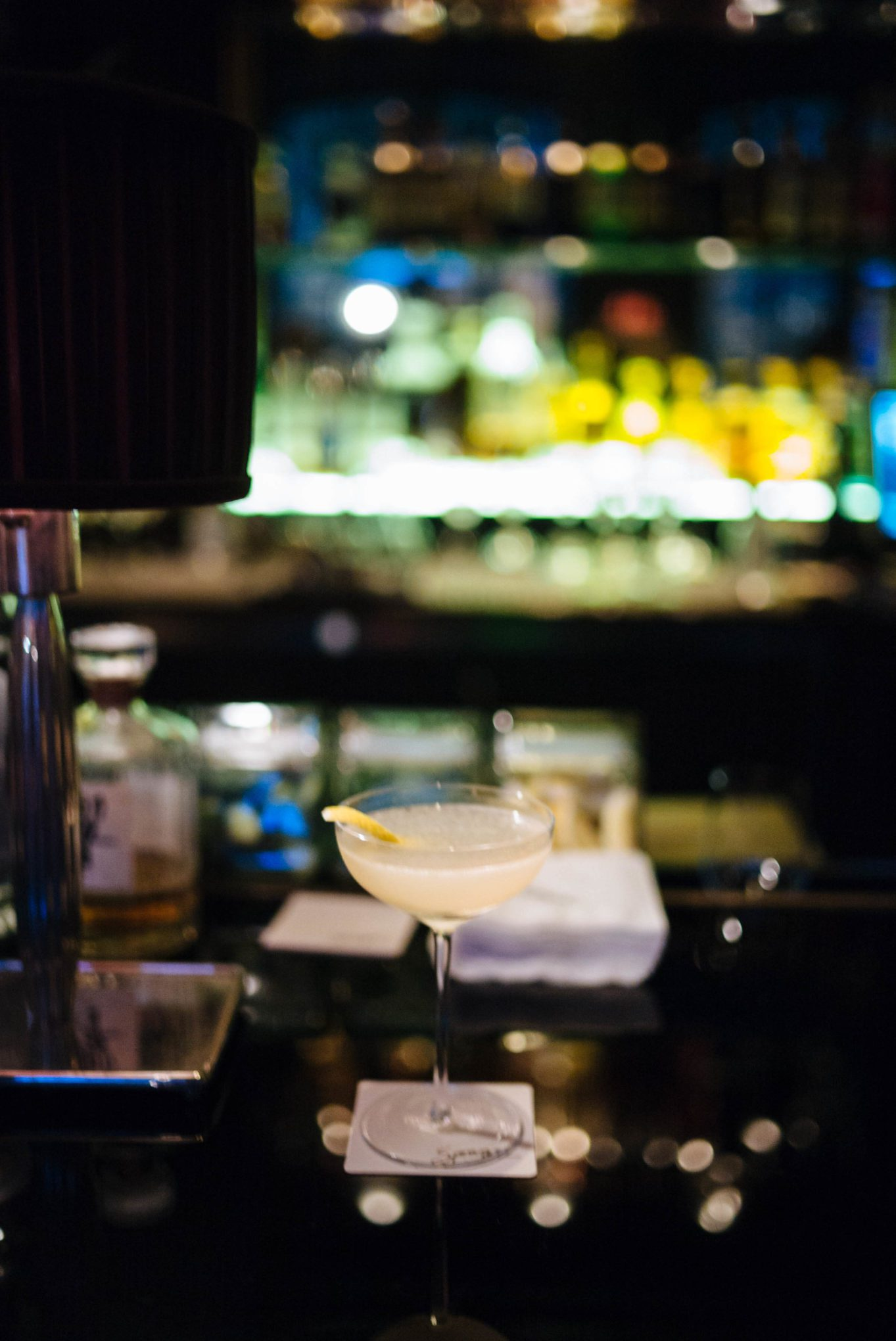 The best cocktails at Wolfgang Puck's best restaurant in Beverly Hills, LA, Spago Beverly Hills, Los Angeles, The Taste Edit