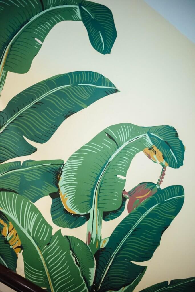 Palm Tree Beverly Hills Hotel Wall paper, The Taste Edit