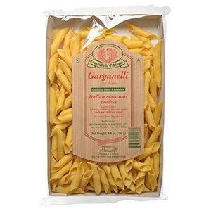 Make garganelli pasta shapes for dinner. See more fun shapes and sauces on thetasteedit.com.