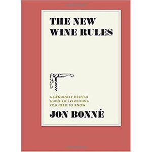The New Wine Rules Wine Guide book for a wine lovers gift - find more ideas on thetasteedit.com