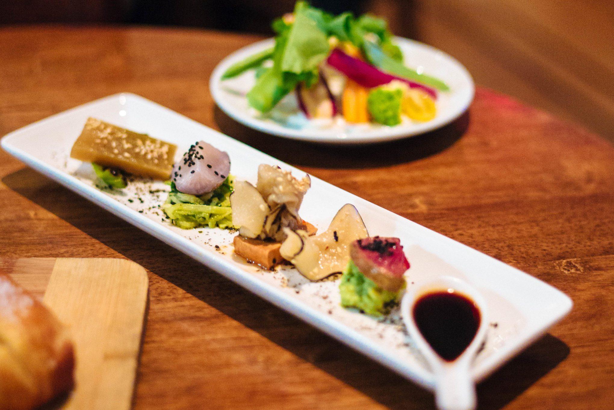 You must visit the best vegan restaurant in Philadelphia, Vedge, The Taste SF #travel #vegan #philly