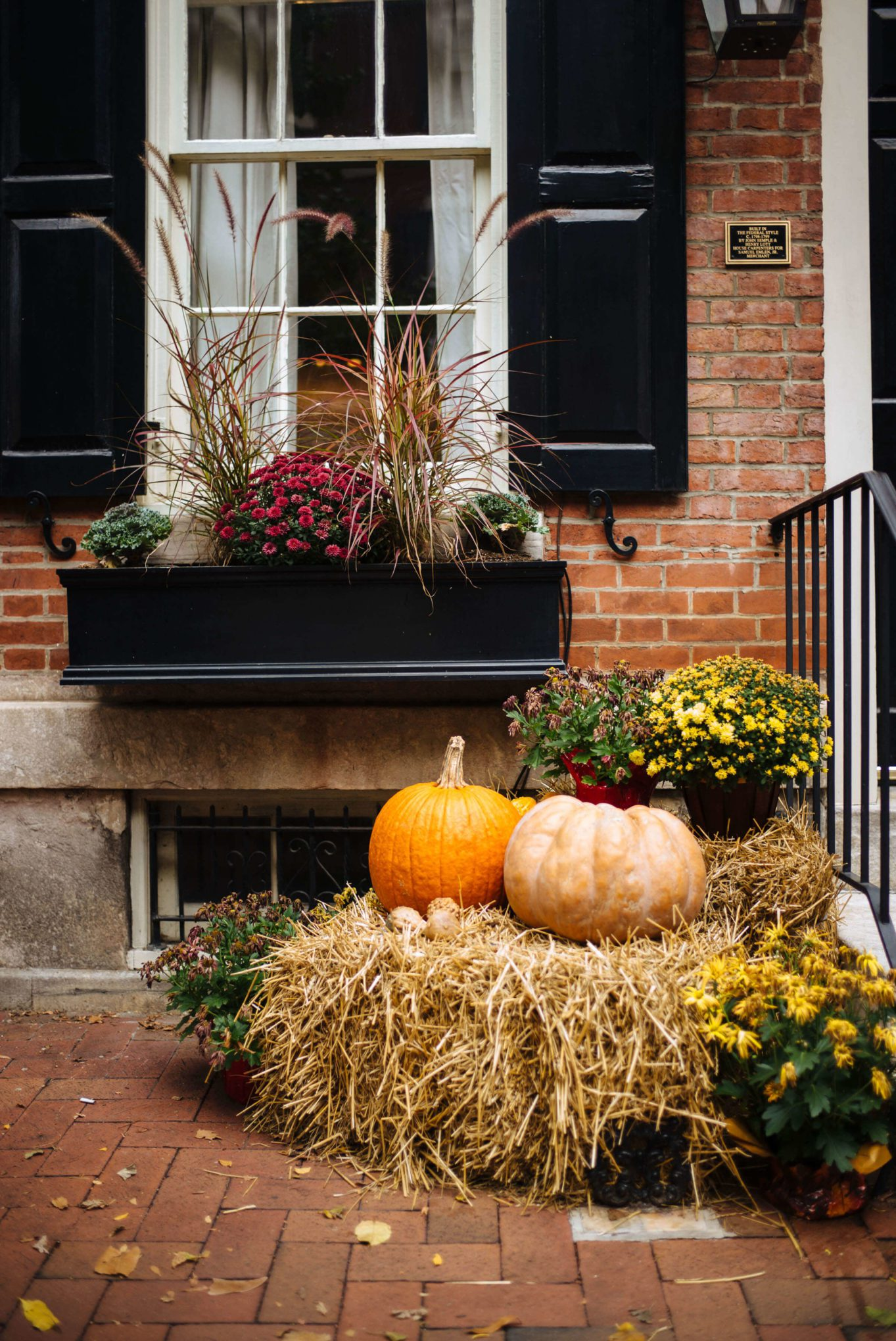 Visit Philadelphia for some of the best food and historical sites #thetasteedit #travel #philadelphia #history #pumpkin