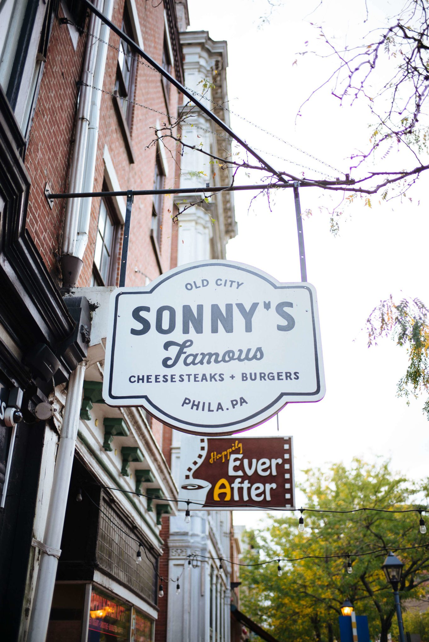 Visit Philadelphia for some of the best food and historical sites. Go to Sonny's for one of the best Philly Cheese Steak Sandwiches in Philadelphia. #thetastesf #travel #philadelphia #history