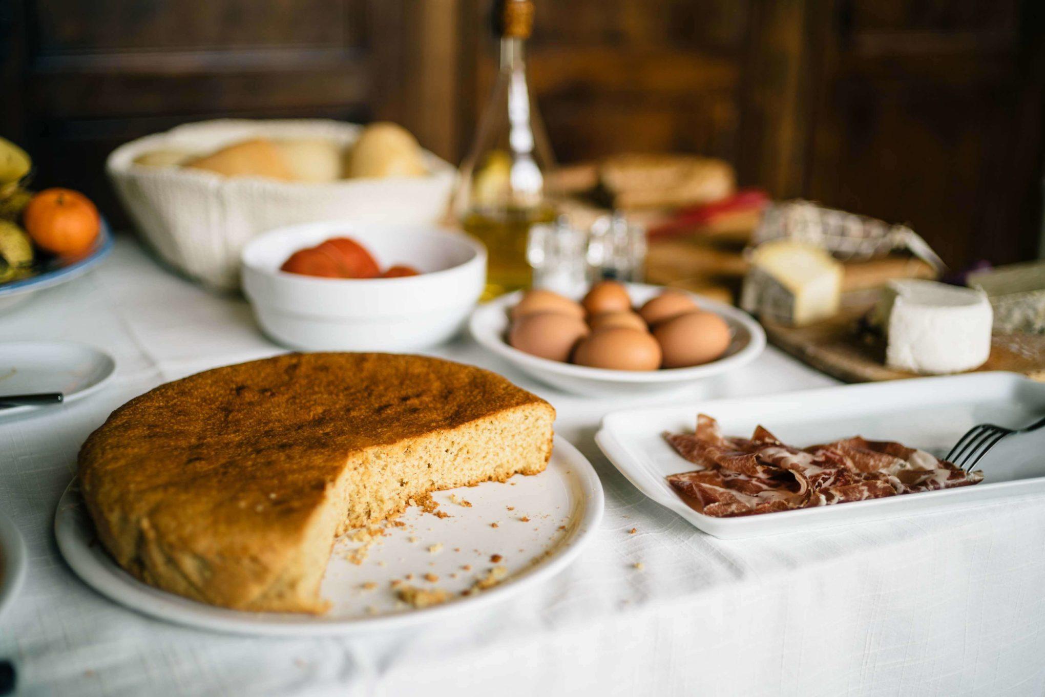 Make this Italian cake recipe - Torta di Nocciole - The Taste SF shares a Hazelnut Cake recipe from Piedmont.