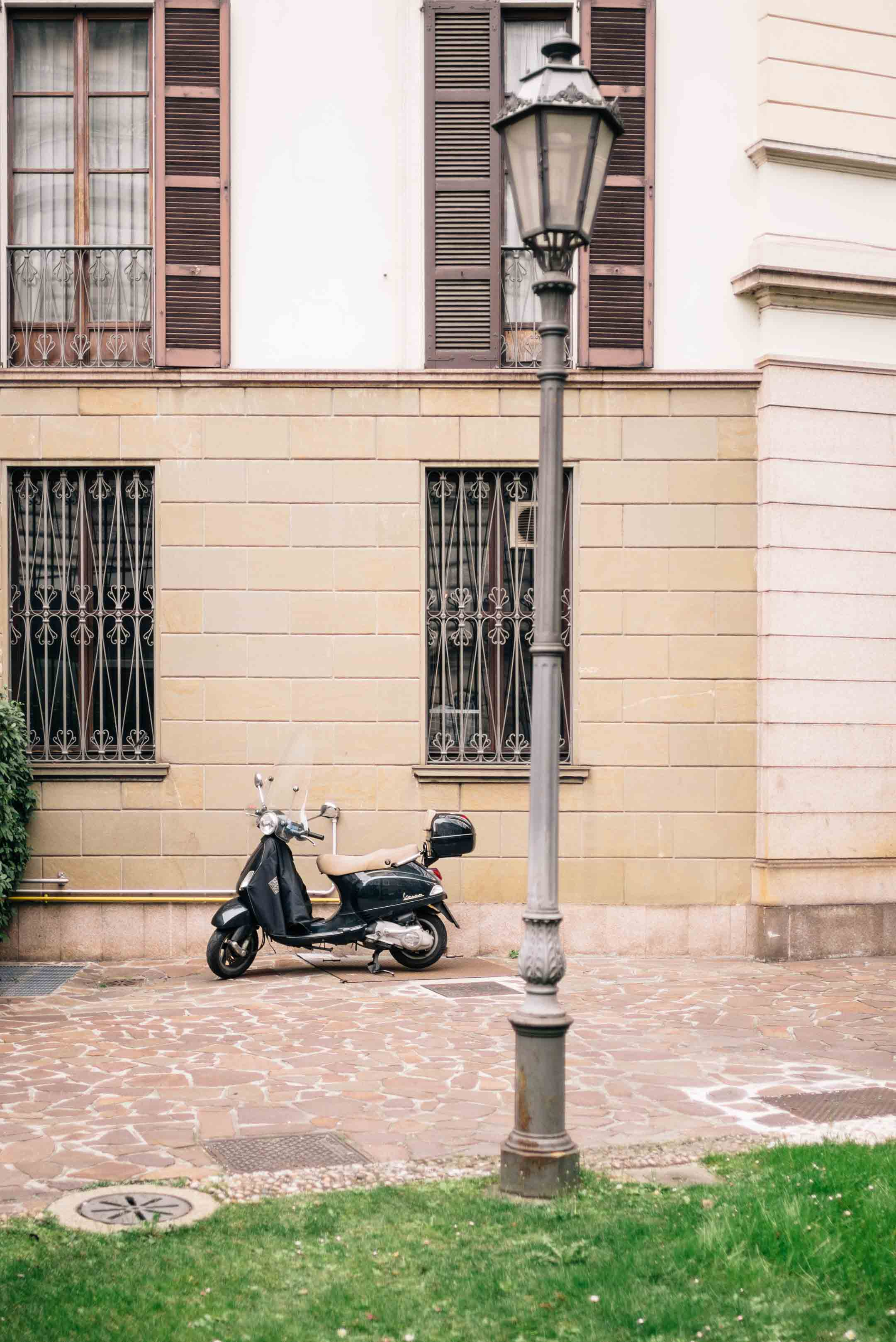 Early morning strolls around Milan, Italy - see a snapshot of Milan for your next vacation, The Taste Edit