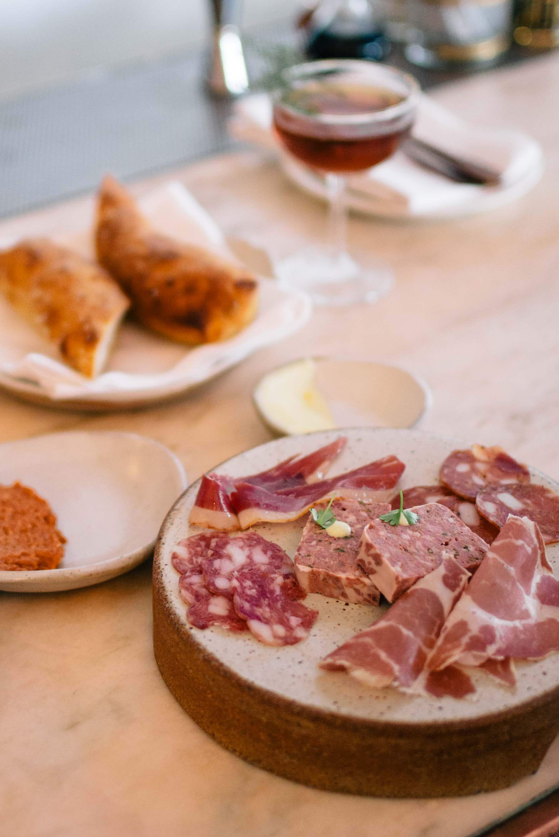 The Taste SF recommends Gwen for the best cocktails in Hollywood visit Chef Curtis Stone's Gwen and try the homemade charcuterie from the butcher shop.