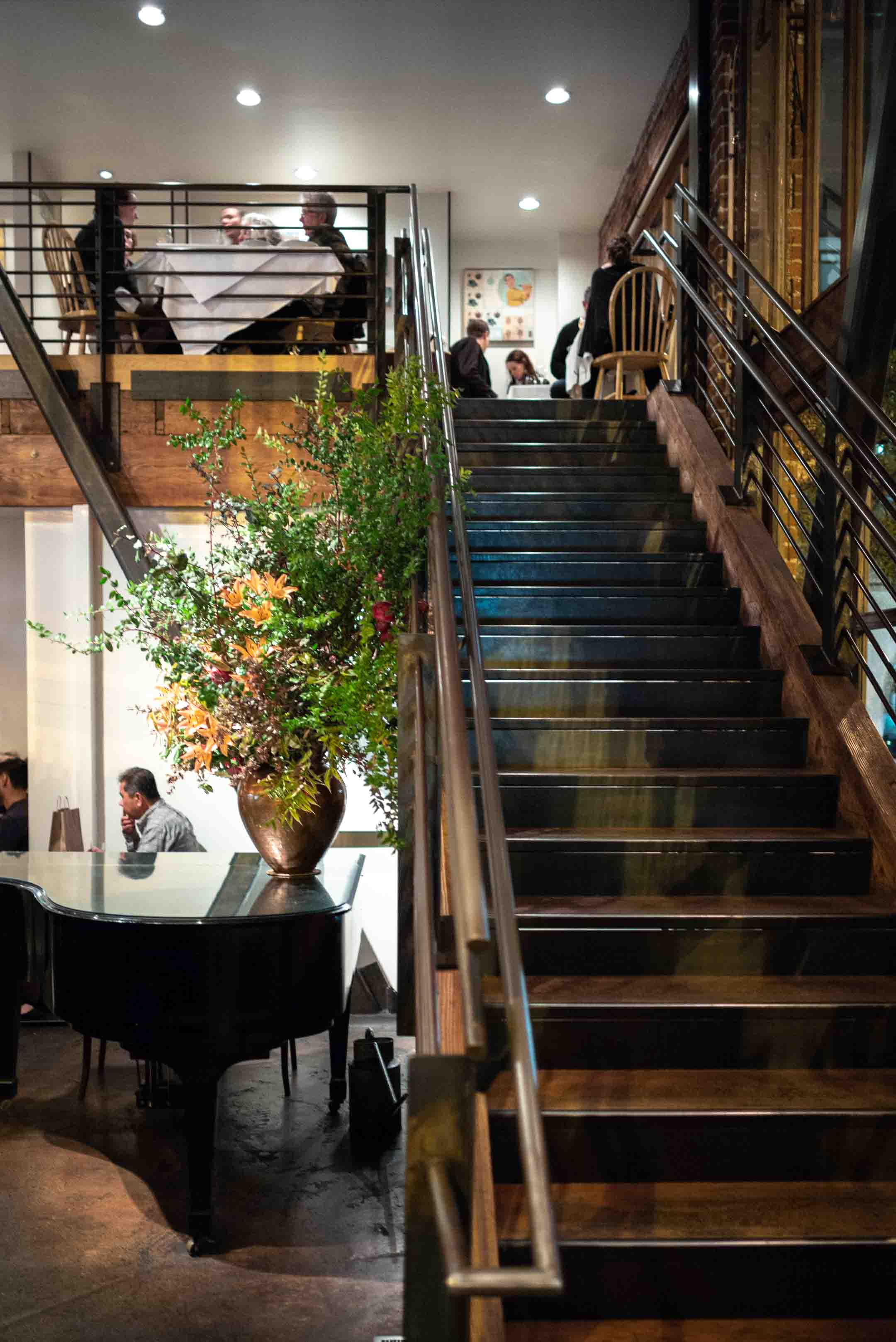 Walk into Zuni Cafe to find a San Francisco restaurant gem you'll be glad you went!