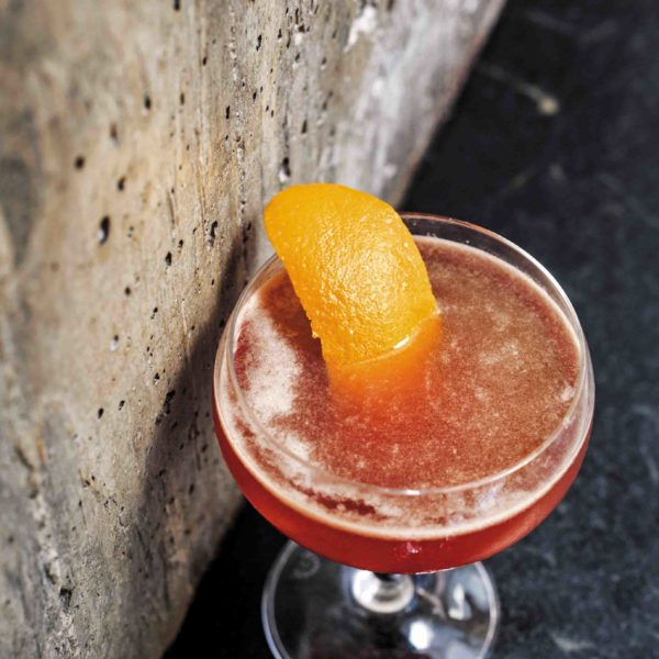 Make this Scotch Whiskey cocktail The Song Remains the Same from Foreign Cinema Cookbook in San Francisco
