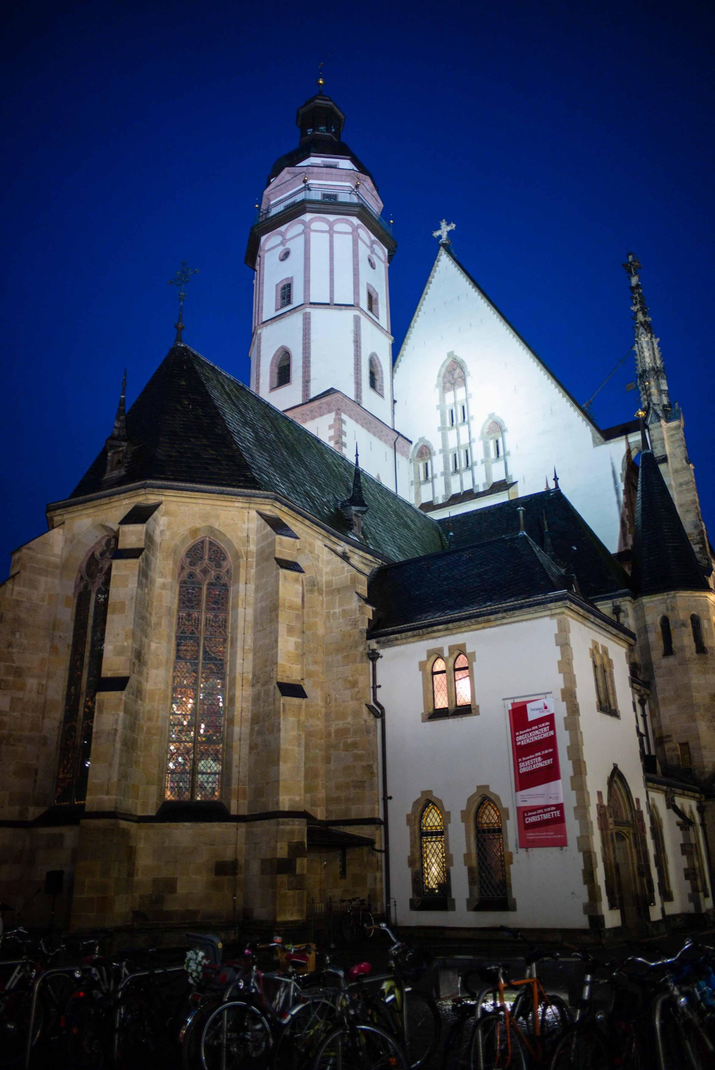 The Taste Edit Visits St Thomas Church in Leipzig Germany