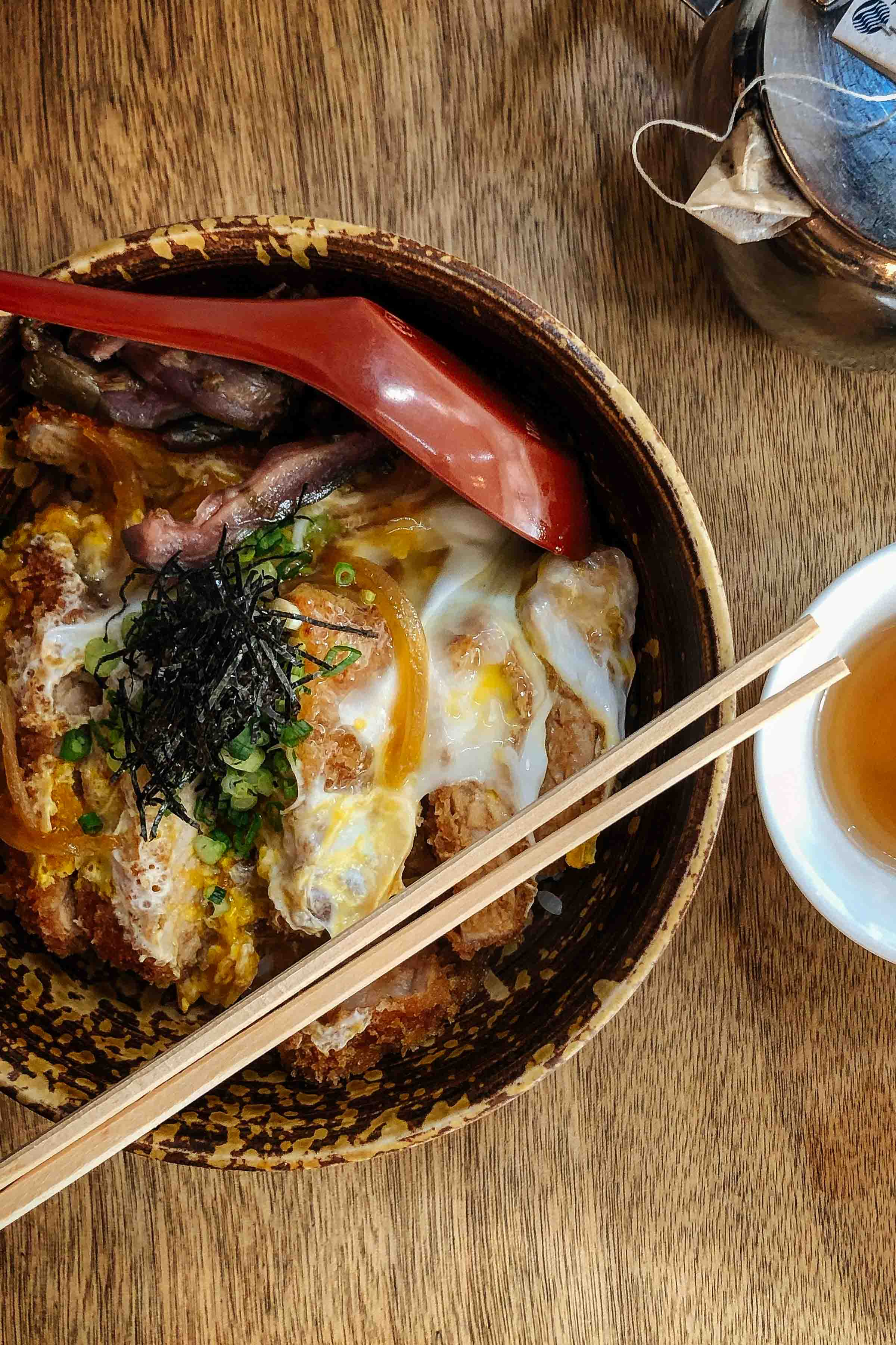For one of the best restaurants in Paris try Kunitoraya by Kate Leahy