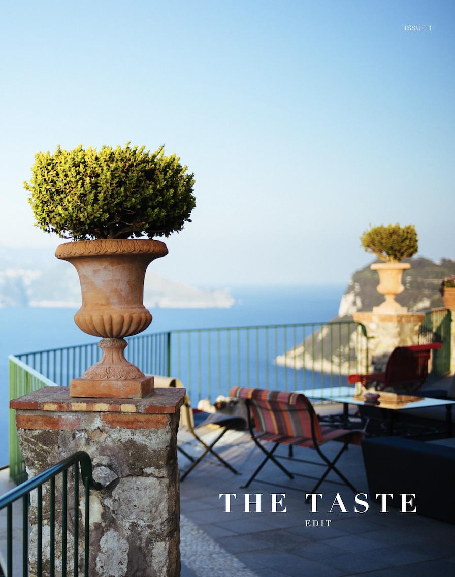The Taste Edit Digital Magazine