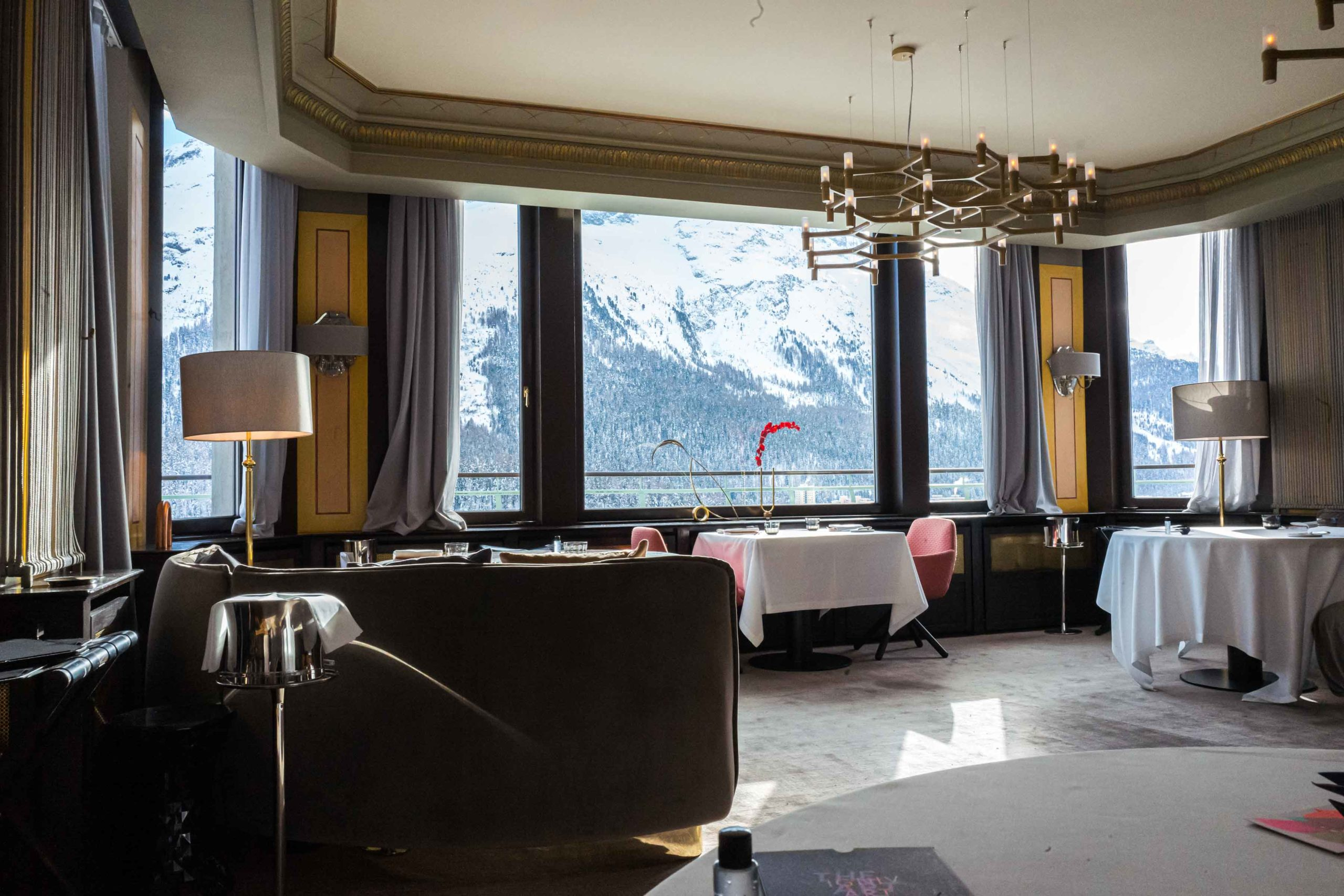 IGNIV at Badrutt's Palace St Moritz - The Taste Edit