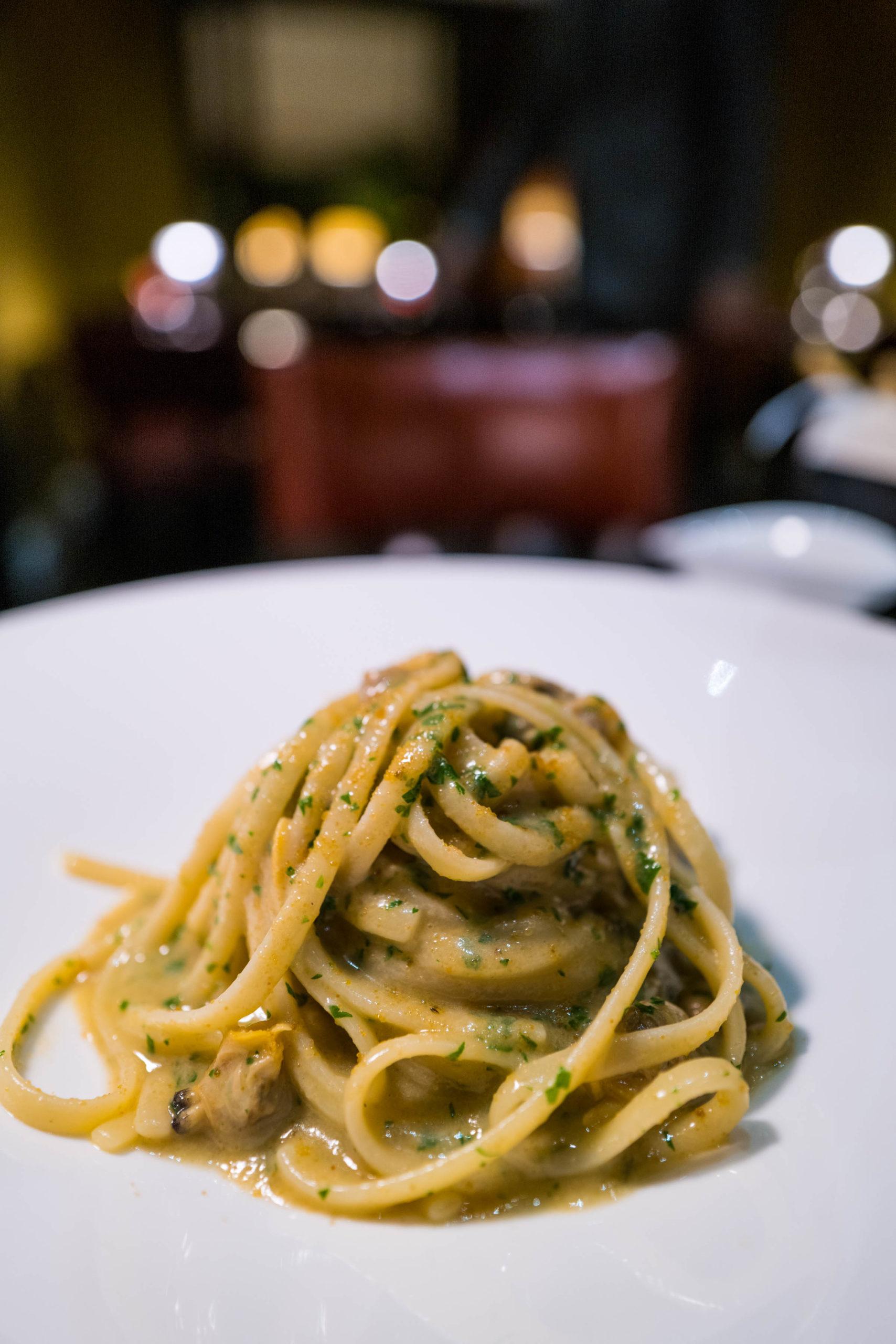 Pasta at JK Place Roma, The Taste Edit #hotel #rome #travel #pasta #italy